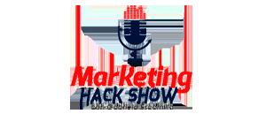 Logo Marketing Hack Show Gabriela Escamilla